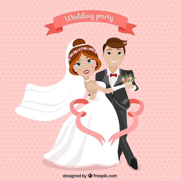 Wedding Party Invitation Vector – Wedding Party Invitation