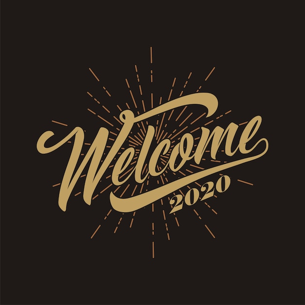 Image result for 2020 welcome image