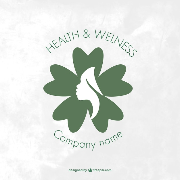 Spa wellness logo  Wellness and health SPA logo Vector | Free Download