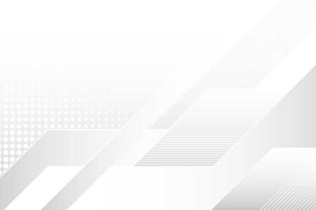 Белый абстрактный фон тема Бесплатные векторы