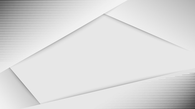 White abstract background. white grey background vector design. Premium Vector
