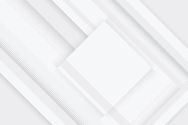 흰색 추상적 인 배경 프리미엄 벡터
