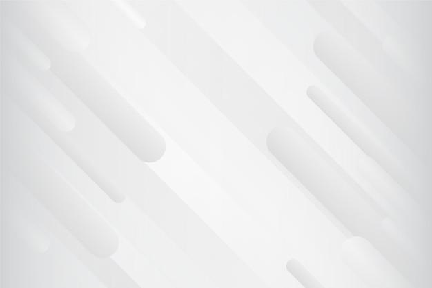 Sfondo astratto bianco Vettore gratuito