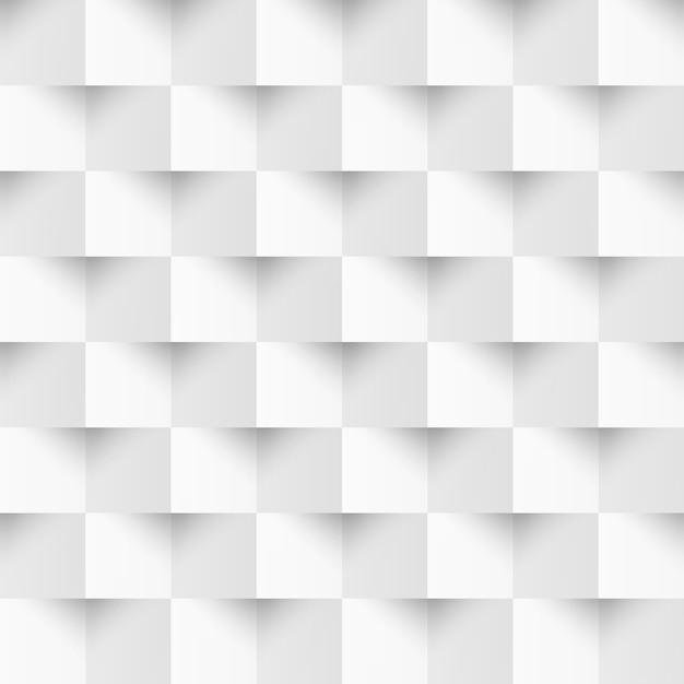 White abstract background Premium Vector