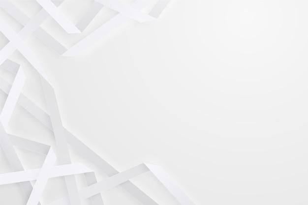 흰색 추상적 인 벽지 무료 벡터