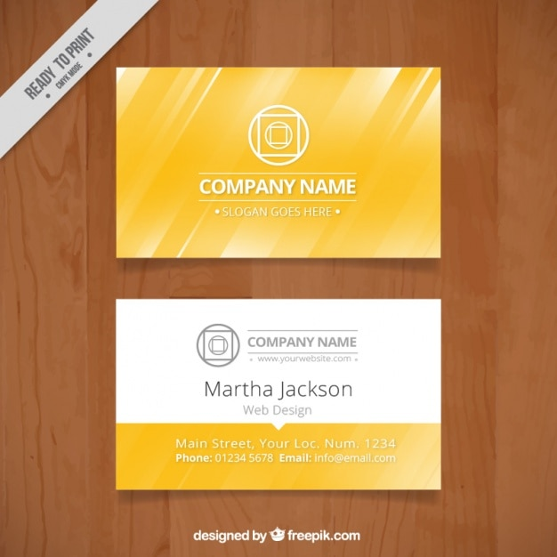 White and gold business card vector free download white and gold business card free vector reheart Choice Image