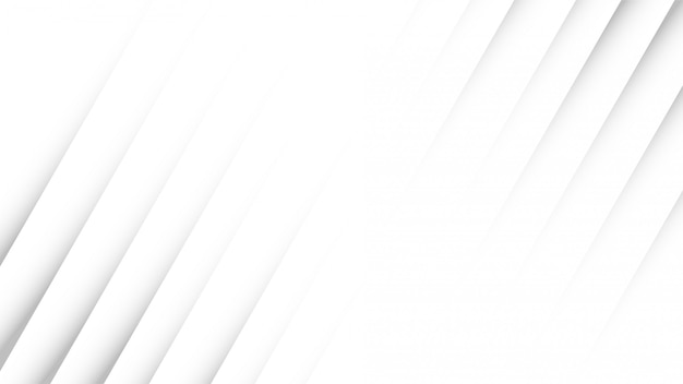 The white background design has an attractive shadow. stylish black paper style. Premium Vector