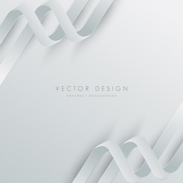 White Background Design Free Vector