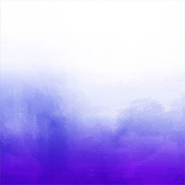 white background with purple watercolors vector free