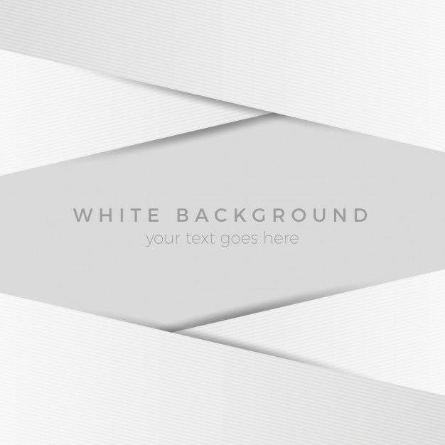White background with stripes Free Vector