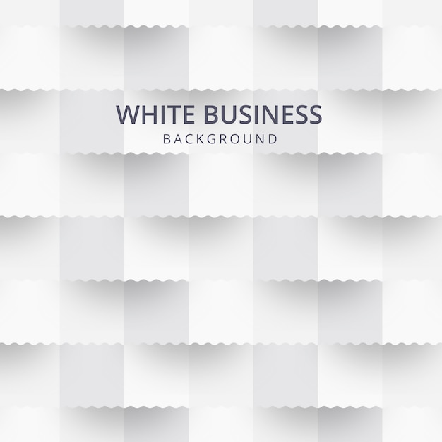 White business abstract background Premium Vector