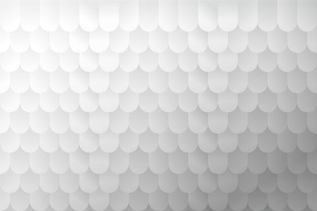 White elegant texture background design Free Vector