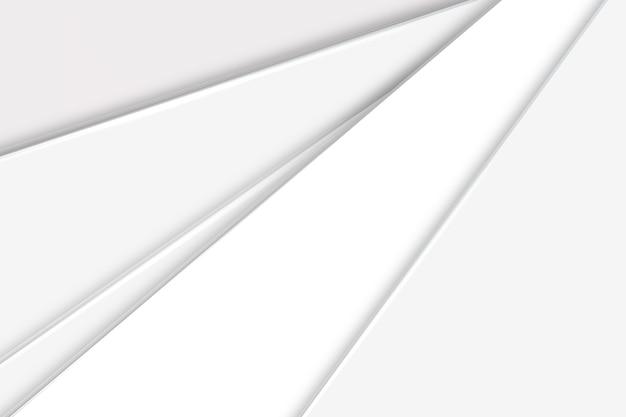 Белая элегантная текстура фон с линиями Бесплатные векторы