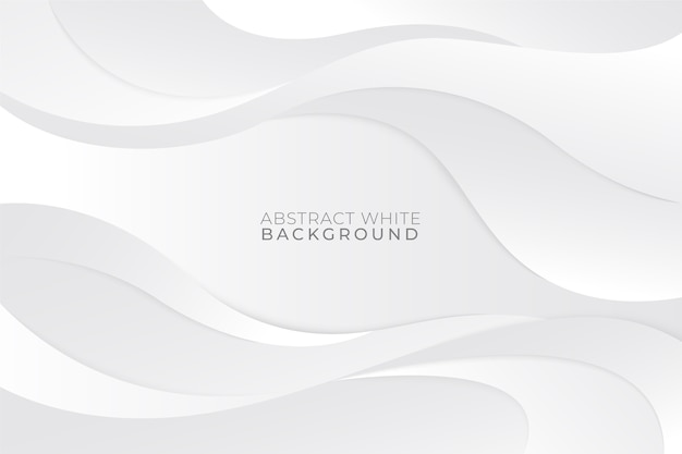 White elegant texture background Free Vector