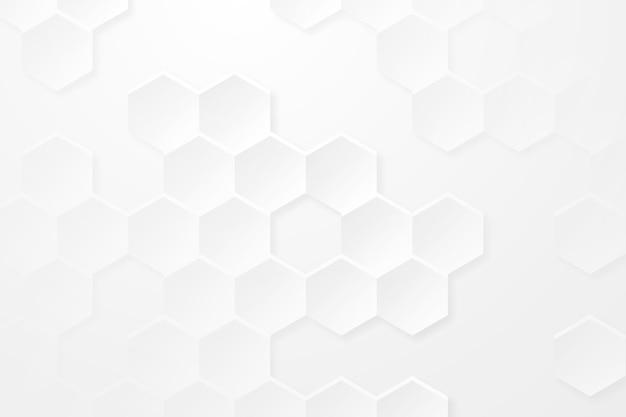 White elegant texture background Free Vector