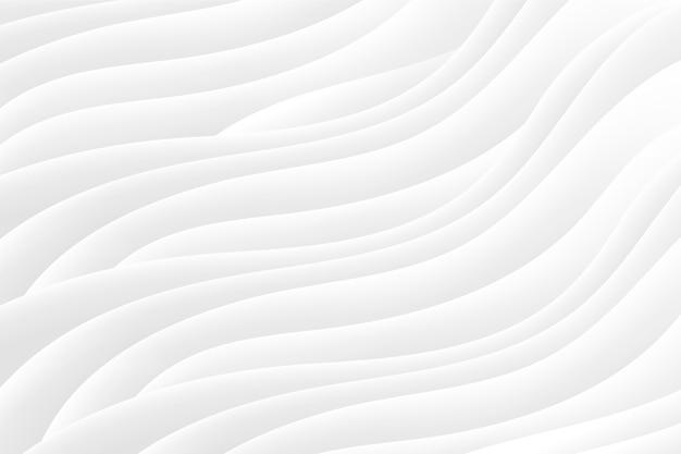 白のエレガントなテクスチャ背景 Premiumベクター