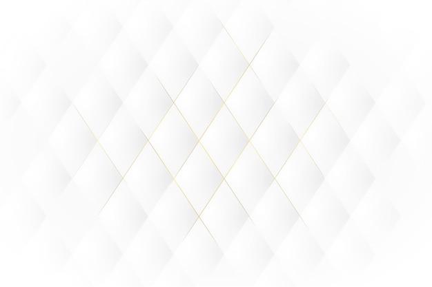 Белые элегантные текстуры обоев Бесплатные векторы