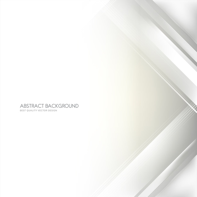 White and gray gradient abstract background Free Vector