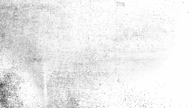 White grunge distressed texture vector Free Vector