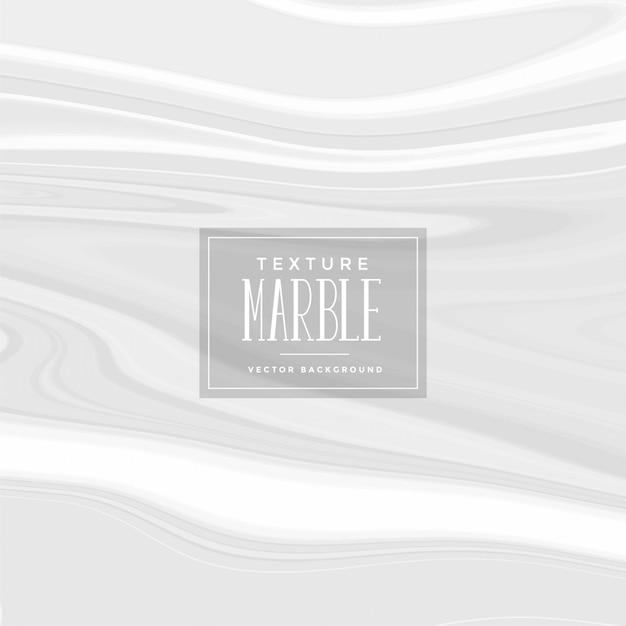 White liquid marble texture background Free Vector