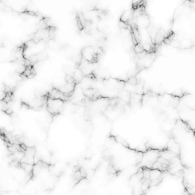 White marble texture background. Premium Vector