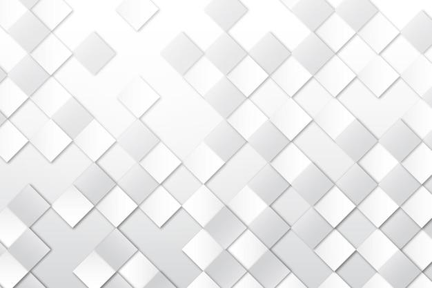 흰색 최소한의 추상적 인 배경 무료 벡터