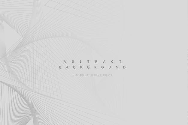 White minimal background Free Vector