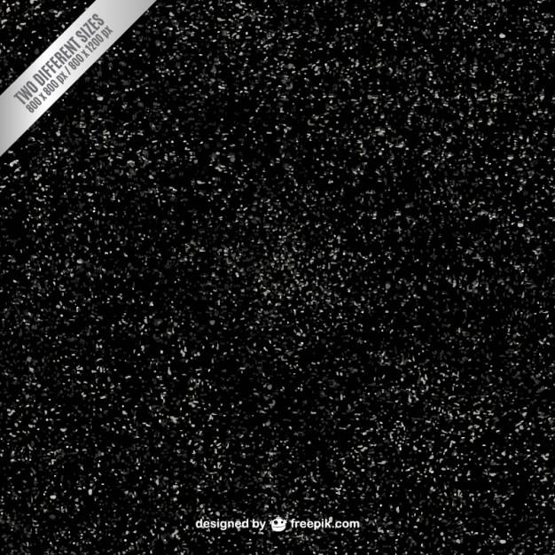 White specks on black background Premium Vector
