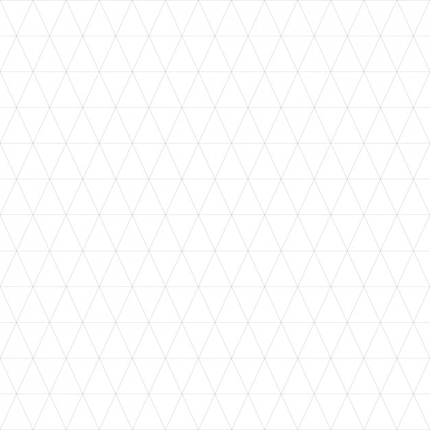 White triangles background Vector | Free Download