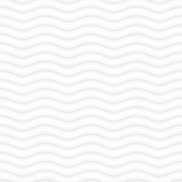White Wavy Pattern Background Vector Free Download Enchanting Wavy Pattern