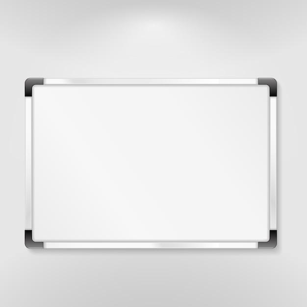 ホワイトボード Premiumベクター