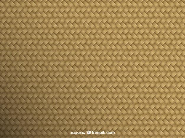 Wicker texture image Free Vector