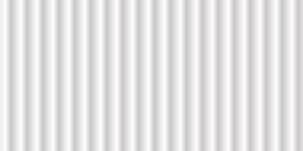 Wide clean white texture background Premium Vector