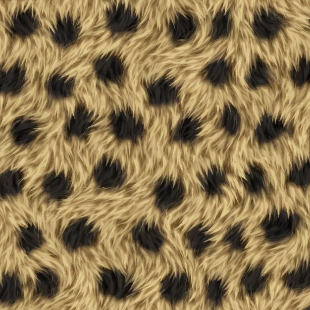 Wild animal skin texture