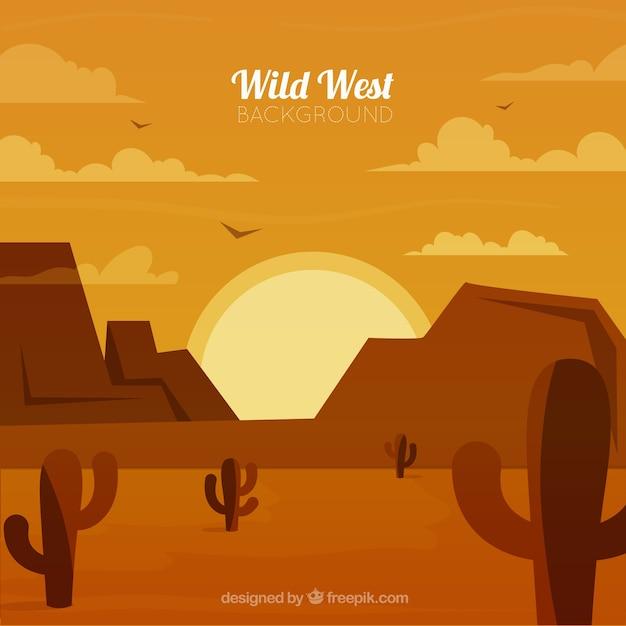 wild west background-#18