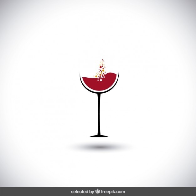 wine logo vector free download