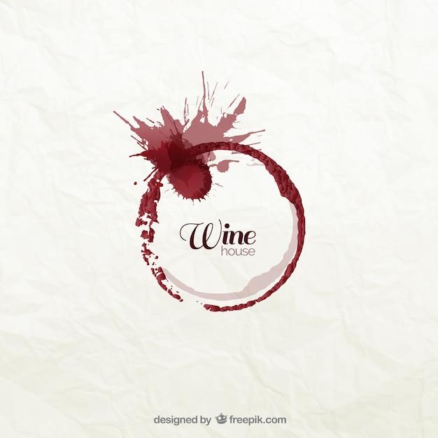 ワインステインロゴ 無料ベクター
