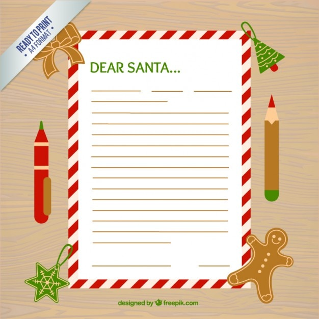 Wish List Vectors Photos and PSD files – Christmas Wish List Paper