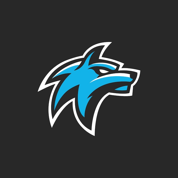 Gaming Wolf Logo