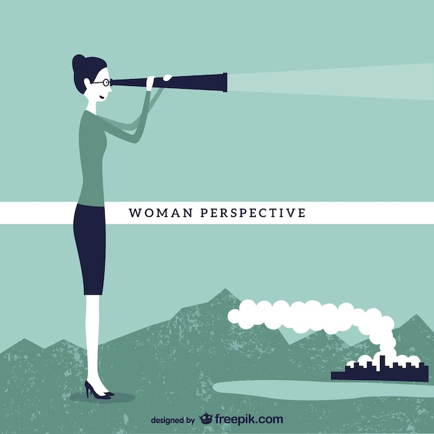 Woman\'s perspective