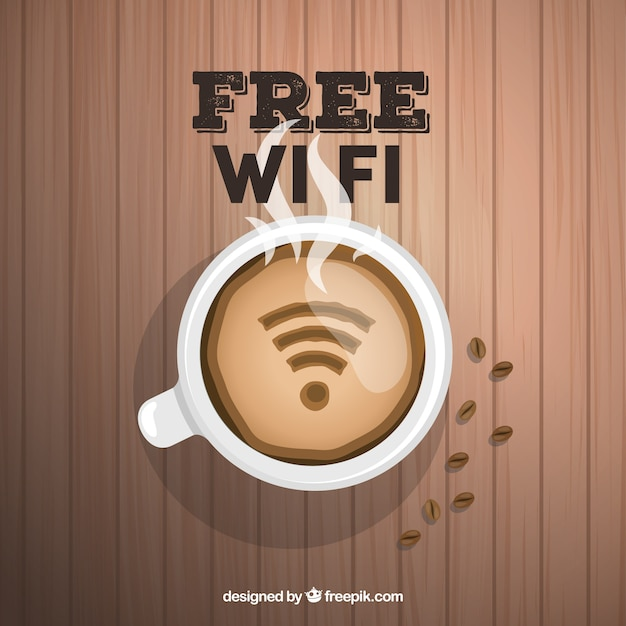 Blue Colar Coffee Wifi