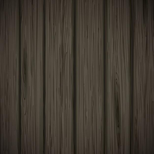 Wooden design. Premium Vector