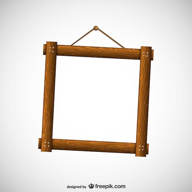 wooden frame vector free download rh freepik com free vector frame vintage free vector frame vintage