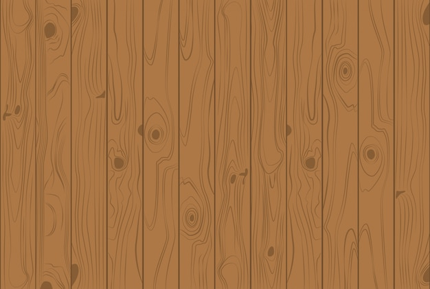 Wooden Texture Light Brown Colors Background Vector