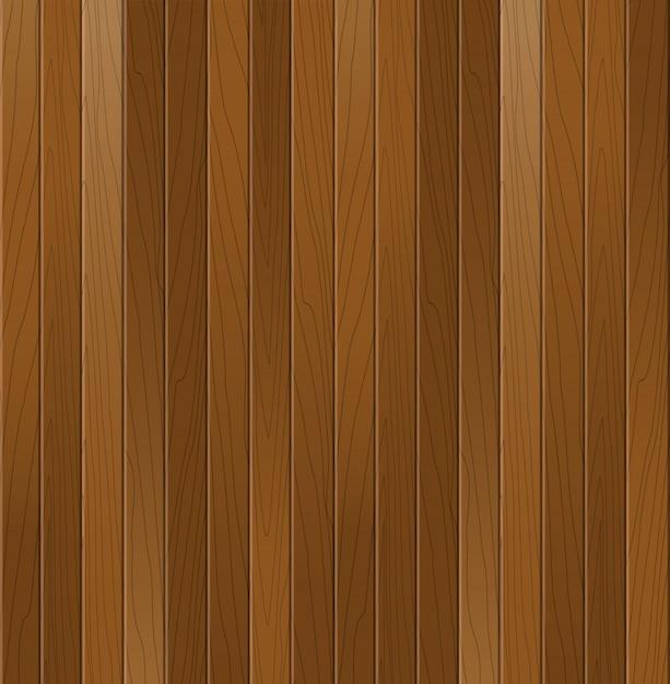 Wooden texture. vector background. Premium Vector