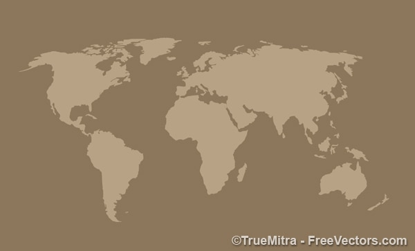 World map sepia vintage background vector free download world map sepia vintage background free vector gumiabroncs Images