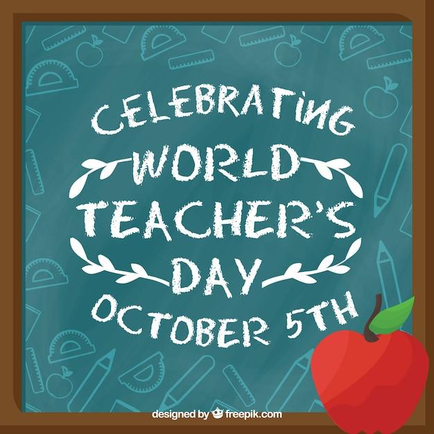 World teacher day celebration