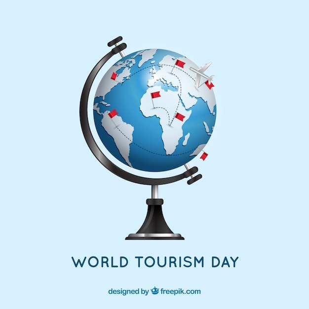 world tourism day Get your bulky cameras ready, unfold all the maps you've got, and make sure your fanny pack still fits snug, cause today is world tourism day, when we celebrate accessible tourism all over the planet.