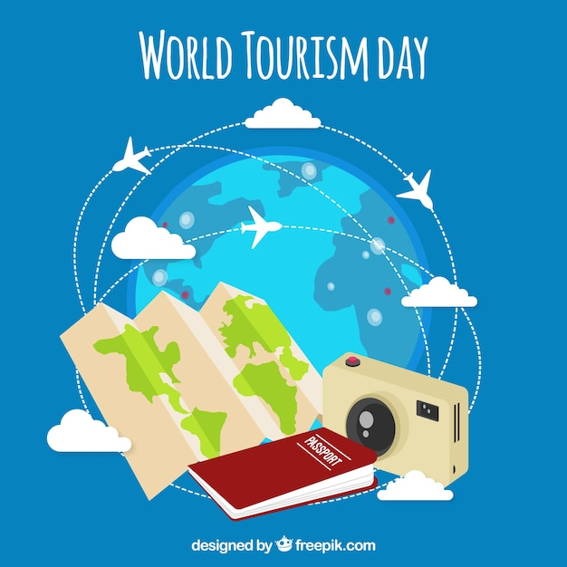 World tourism day, it's time to travel