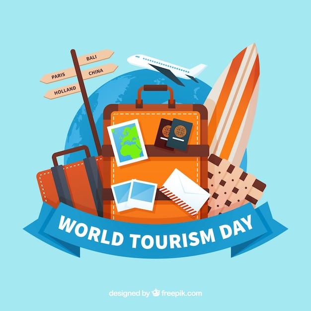World tourism day, travel